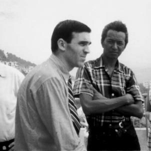 Renato Volpini with Wifredo Lam