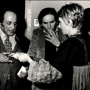 Renato Volpini and his wife